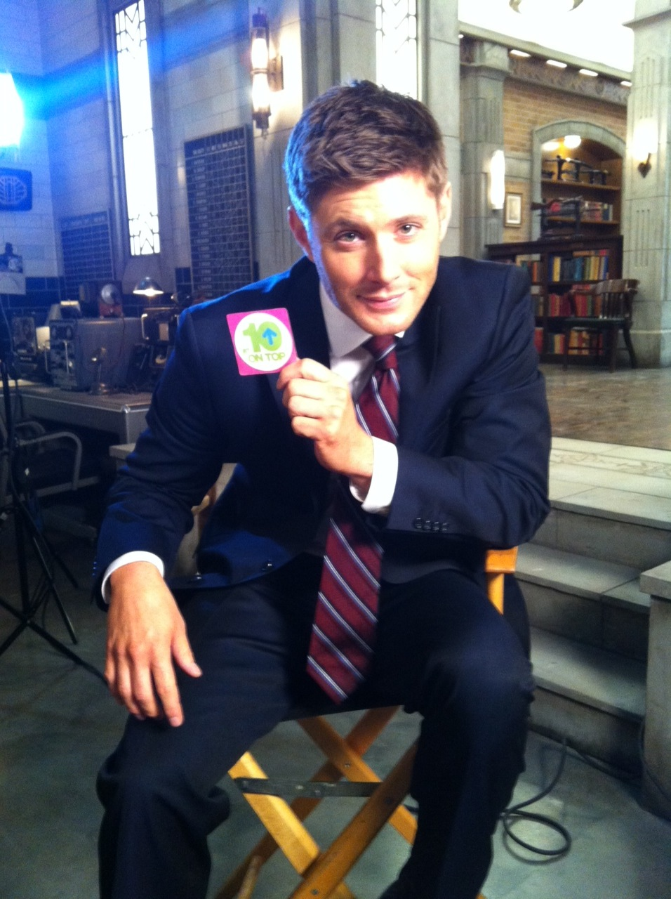 MTV 10 On Top Jensen%20Ackles
