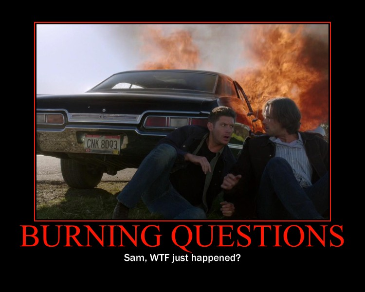 BurningQuestions