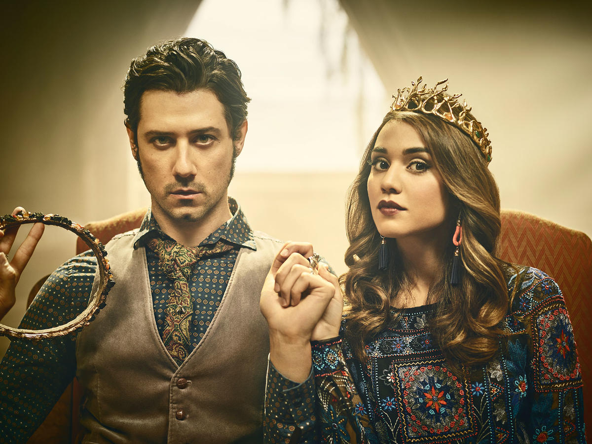 The Magicians Season Two: Interviews with Cast and Producers