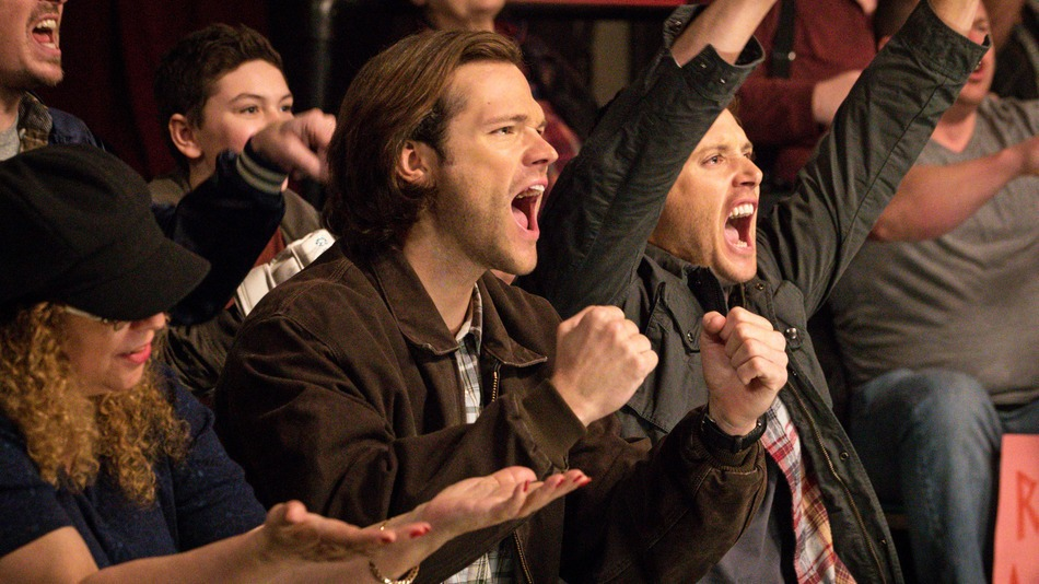 Supernatural Renewed for Season 14!!!