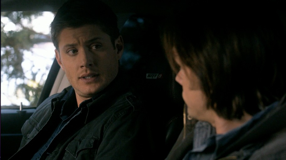 Dean A Car Should Drive No Be A Little