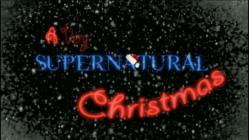 Supernatural Season 10 Title Screen