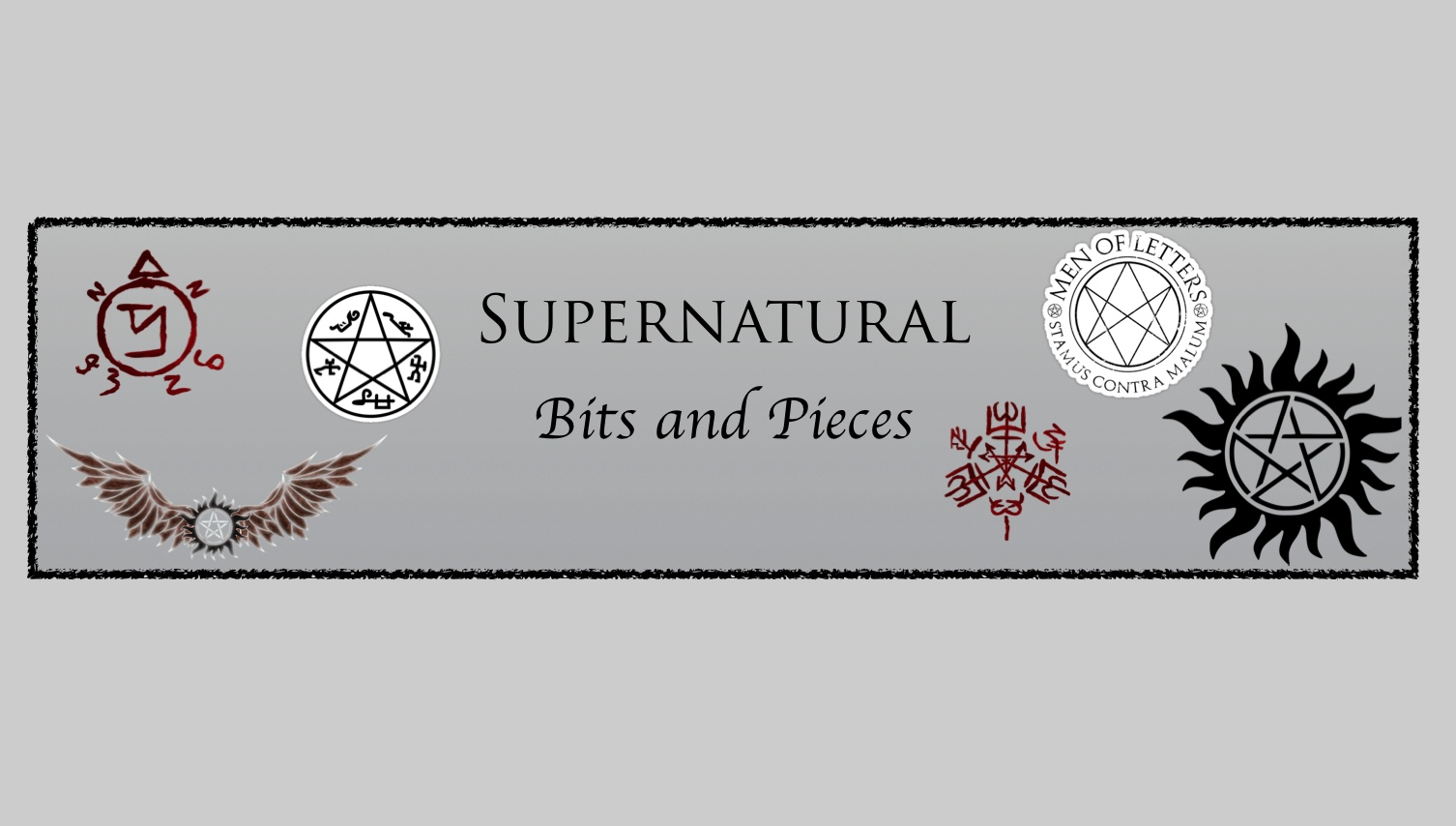 Supernatural Bits & Pieces October 22, 2016