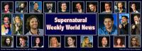 Supernatural Weekly World News March 31, 2018
