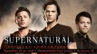 New Jersey 2018:  Supernatural's 100th Fan Convention!