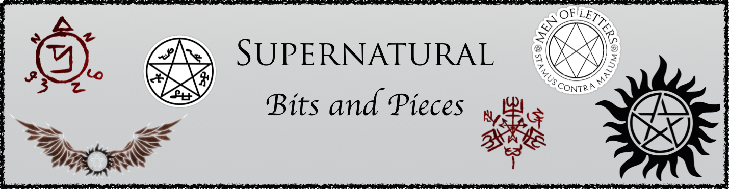 SupernaturalBitsandPieces