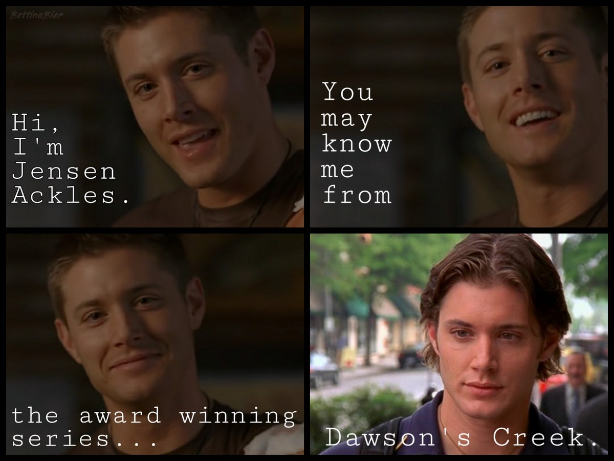 Jensen B.Day Dawsons Creek