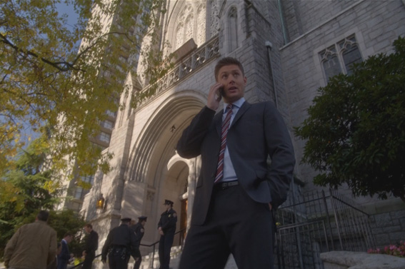 1x21 2x13 10x16 11x09 St. Andrews Wesley Church SPN3