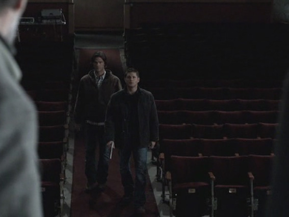 4x12 CAIADB Vogue Theater SPN