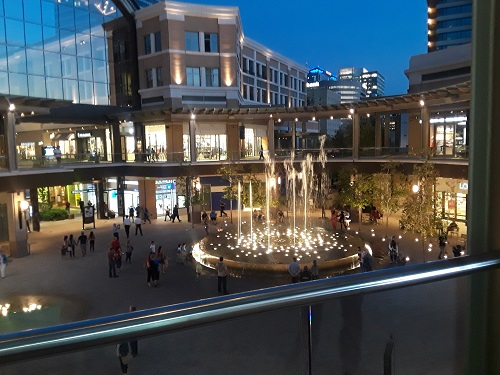 city creek