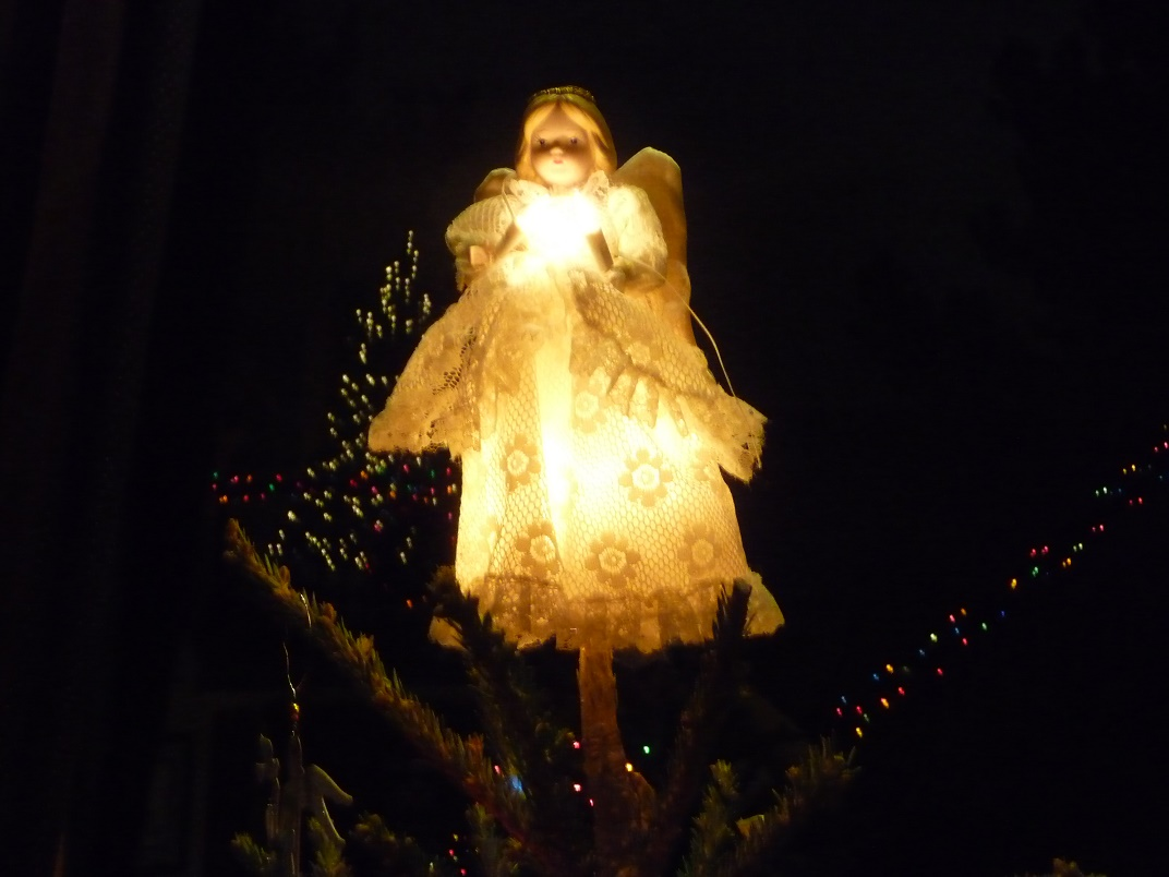Angel on Tree