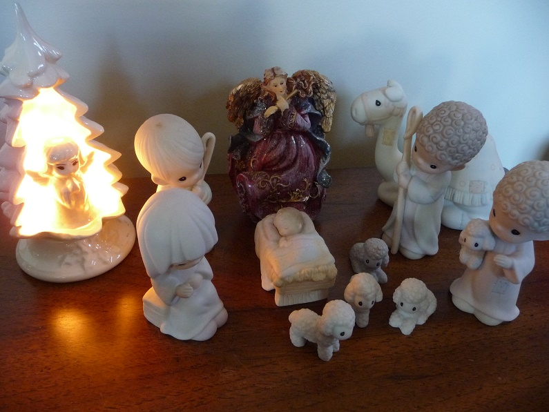 Nativity Angels 789