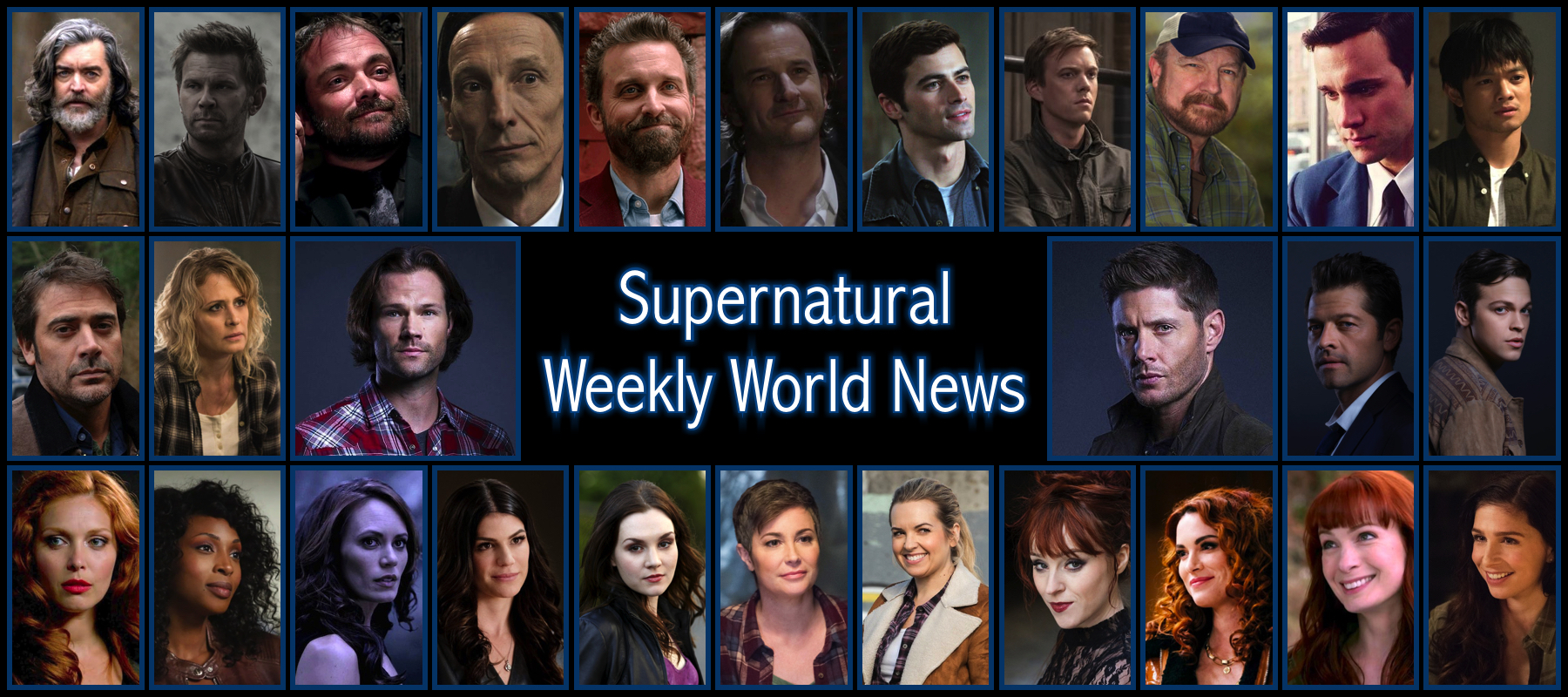 Supernatural Weekly World News