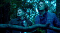 "Wednesday's Watching Supernatural ""The Bad Place"" 13.09"
