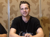 Interviews with Alexander Calvert - Comic Con 2019 (SDCC19)