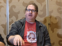 Interviews with Supernatural EP Andrew Dabb - Comic Con 2019 (SDCC19)
