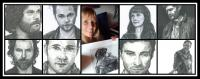 Inspired by Supernatural - Drawings by Katerina