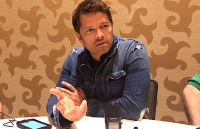 Interview #1 with Misha Collins - Comic Con 2019 (SDCC19)