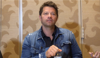 Interview #2 with Misha Collins - Comic Con 2019 (SDCC19)