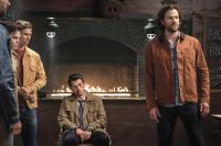 WFB Preview for Supernatural Episode 14.01 - Stranger In A Strange Land
