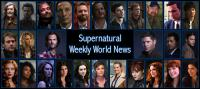 Supernatural Weekly World News 'Special Edition' November 22, 2020