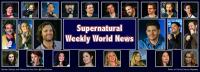 Supernatural Weekly World News August 8, 2020