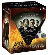Nate's Supernatural Game Review - Trivial Pursuit